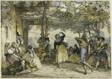 Spanish Peasants Dancing the Bolero
