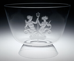 Trident Punch Bowl