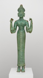 A Goddess, Possibly Uma