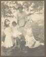 Mrs. Angus MacDonald and Children of Westport Connecticut