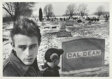 Jimmy Visiting the Cemetery