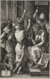 Christ Crowned with Thorns, from The Engraved Passion