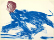 Running Blue Sphinx