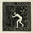 Bookplate for Ananda Coomaraswamy: Girl with Deer