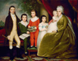 Mrs. Noah Smith and Family