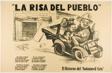 """""""La risa del pueblo"""": El retorno del automóvil gris (""""The Laughter of the People"""": The Return of the Gray Automobile)"""