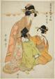 "The Poet Fun'ya no Yasuhide, from the series ""Modern Children as the Six Immortal Poets (Tosei kodomo rokkasen)"""