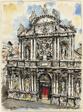 Santa Maria Zobenigo, Venice