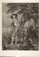 Charles I, King of England, with James, 1st Duke of Hamilton