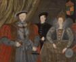 Henry VIII, Elizabeth I, and Edward VI