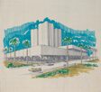 Good Samaritan Hospital: Exterior Perspective