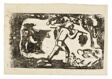 Tahitian Carrying Bananas, from the Suite of Late Wood-Block Prints