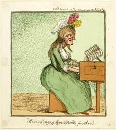 """""""Here's Songs of Love and Maids Forsaken"""""""