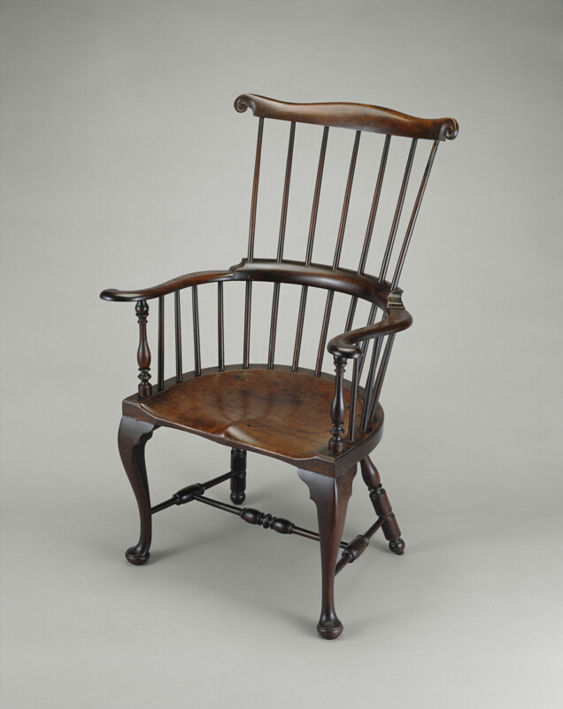 High-Back Windsor Chair | The Art Institute of Chicago