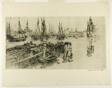 Shipping on the Giudeca (The Docks)
