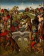 Emperor Heraclius Slays the King of Persia