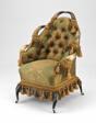 Steer Horn Armchair
