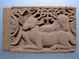 Architectural Panel with Deer