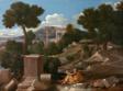 Landscape with Saint John on Patmos