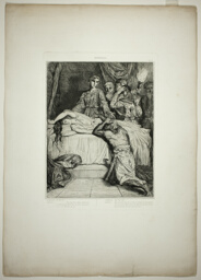 Oh! Oh! Oh!, plate fourteen from Othello