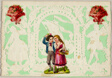 Untitled Valentine (Boy and Girl with Basket)