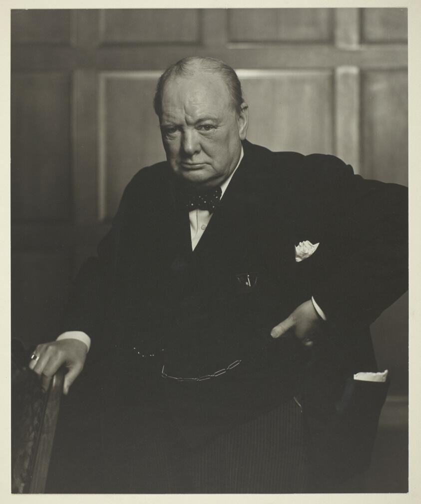 Winston Churchill Essay | Bartleby