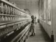 Sadie Pfeifer, a Cotton Mill Spinner, Lancaster, South Carolina
