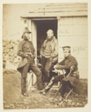 Sir Hy. Fk. Ponsonby (1825-1892) General; Thomas Hook Pearson (1806-1892) General; Fredrick Markham (1805-1855) General; Taken on the Field, Crimea