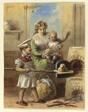 Boy Baking Bread
