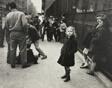 Child with Polio, Pitt St., N.Y.C.
