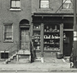 Antique Shop, Pine Street, Philadelphia