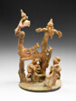 Model of a Tree-Climbing Ritual