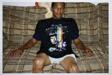 Untitled (Frank on Sofa)