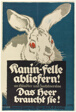 Gathering of Rabbit Fur