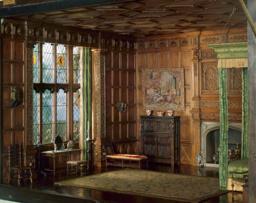 E-2: English Bedchamber of the Jacobean or Stuart Period, 1603-88