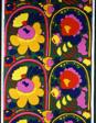 Karuselli (Carousel) (Furnishing Fabric)