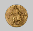 World's Columbian Exposition Commemorative Presentation Medal