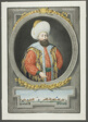 Bajazet Kahn I, from Portraits of the Emperors of Turkey