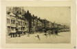 Dinant, plate nine from the Belgian Set