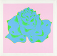 Decorative Rose, from Screen Prints 1970