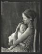 Bonnie Logan Hensley with baby John Hensley