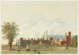 Eton from the Playing-Fields
