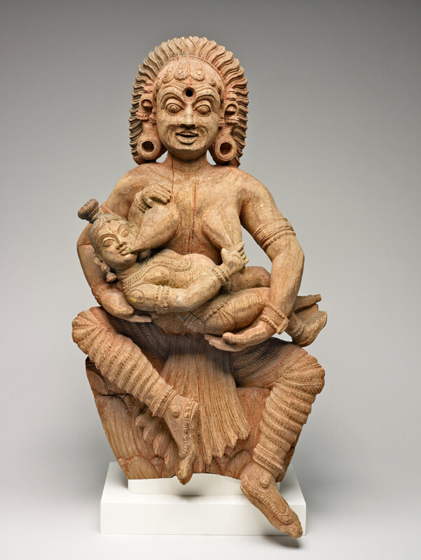 The Infant Krishna Killing The Ogress Putana The Art