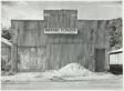 Tin False Front Building, Moundville, Alabama