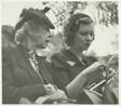 Untitled (Two Women Conversing, Florida)