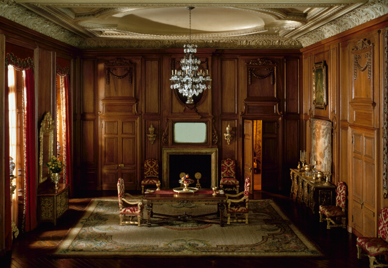 E 19 French Dining Room Of The Louis Xiv Period 1660