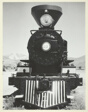 """The monster that put the emigrant trails out of business, Carson City, Nevada, August, 1955"""