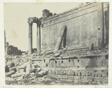 Baalbeck (Héliopolis), Temple De Jupiter, Façade Orientale; Syrie