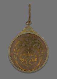 Planispheric Astrolabe