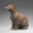 Figure of a Seated Dog